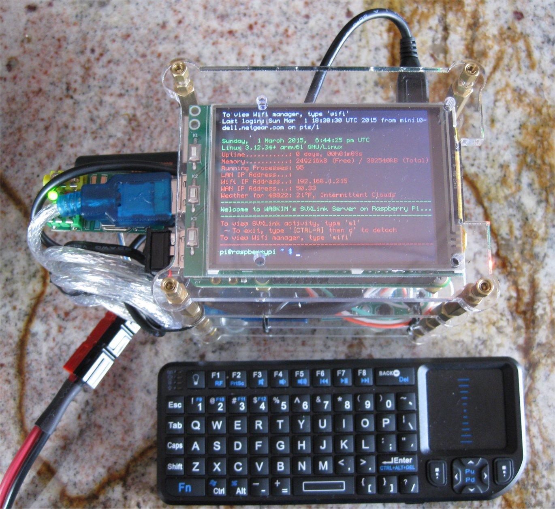 WA8KIM Raspberry Pi